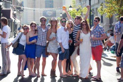 Summer wine, dine & farmers markets