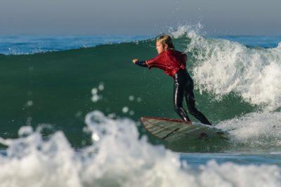 Surf camps open door to the ocean