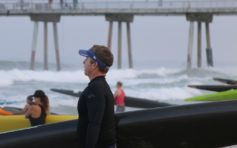 San Diego paddlers dominate South Bay Paddle