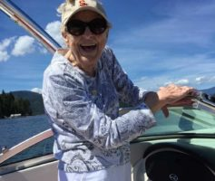 Jean McMillan, 'Bamfield girl,'  was MB matriarch, city clerk