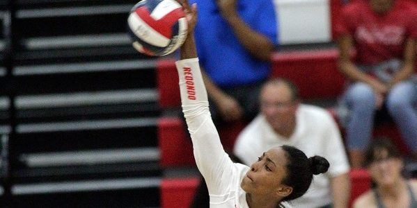 Redondo's Miner has goal of making National volleyball team as a setter