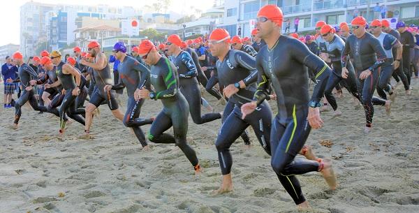 Teenagers continue to dominate at 14th annual Redondo Beach Triathlon
