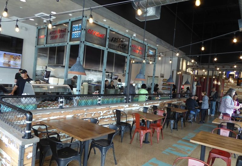 The Harbor Hits the Hill at the San Pedro Fish Market [restaurant review]