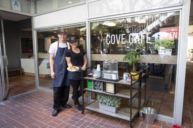 Hill hideaway [restaurant review]