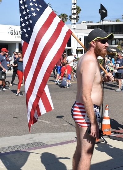 Beach sports – 25th annual 4th of July 5K
