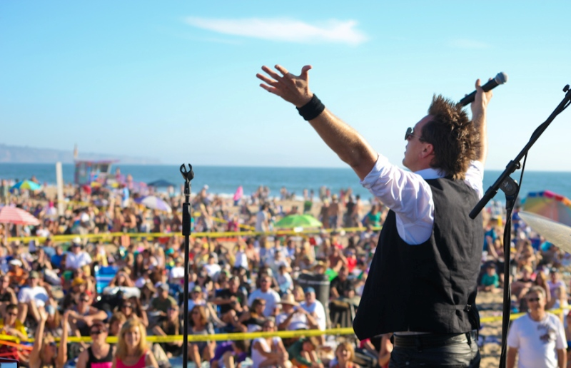 Opinion: Saint Rocke's Concerts on the Beach say goodbye to Hermosa Beach