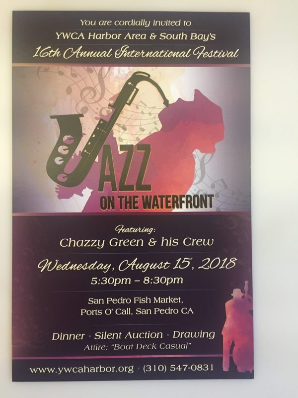 16th Annual International Festival Jazz on the Waterfront @ San Pedro Fish Market - Ports O' Call  | Los Angeles | California | United States