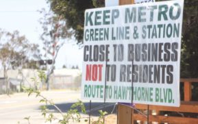 South Bay residents, politicians and businesses fret as LA Metro plans Green Line extension