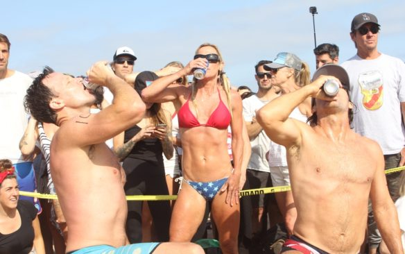 Carbonation-gate spews cloud over revered, Hermosa Beach Fourth of July Ironman