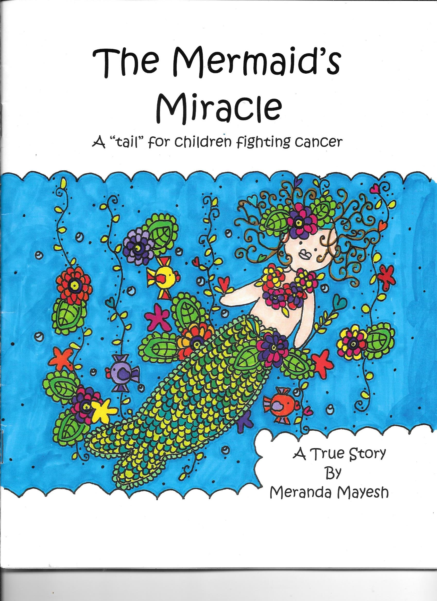 Mermaid\'s Miracle\' offers inspiration for kids with cancer