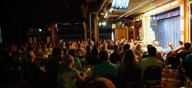 Over the past four decades, Hermosa's Comedy and Magic Club has built up loyalty from fans of comedy: those in the crowd, and on the stage