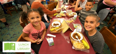 Summer Lunch at the Library to feed thousands of childrens and teens this summer @ San Pedro Regional Library | Los Angeles | California | United States