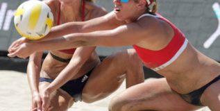 Beach Volleyball – AVP showcases talent  in Hermosa Beach