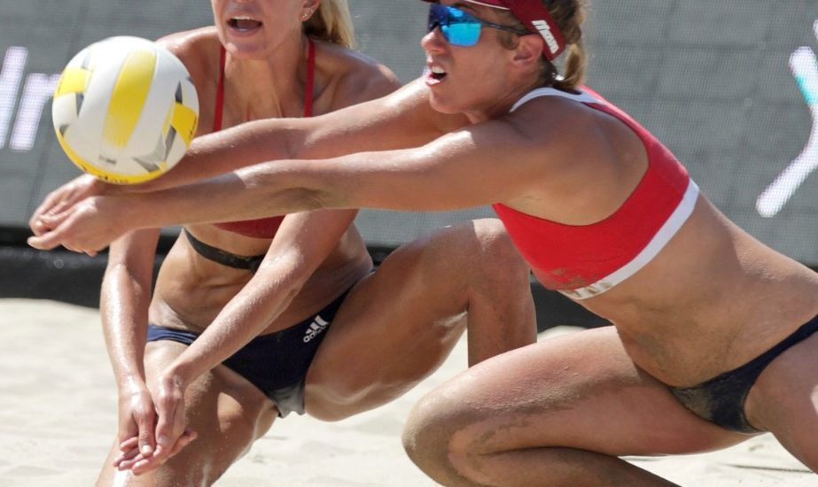 Beach Volleyball – AVP showcases talent  in Hermosa Beach