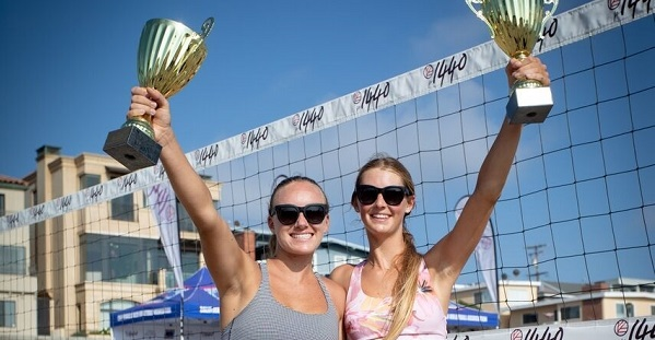 Locals boys, girls capture Cal Cup beach volleyball titles
