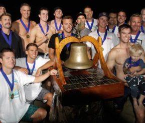 Local lifeguards keep  Taplin Bell at home