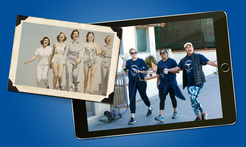 Sandpipers: Philanthropy Through the Decades @ Hermosa Beach Museum | Hermosa Beach | California | United States