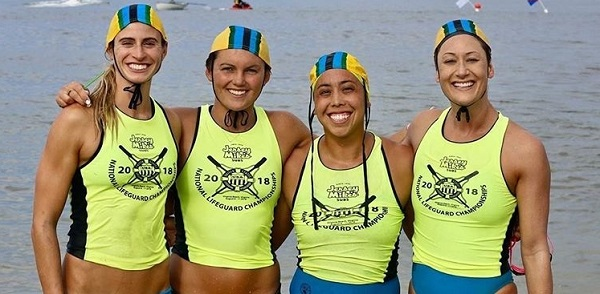 Solberg leads LA County lifeguards in reclaiming USLA National championship
