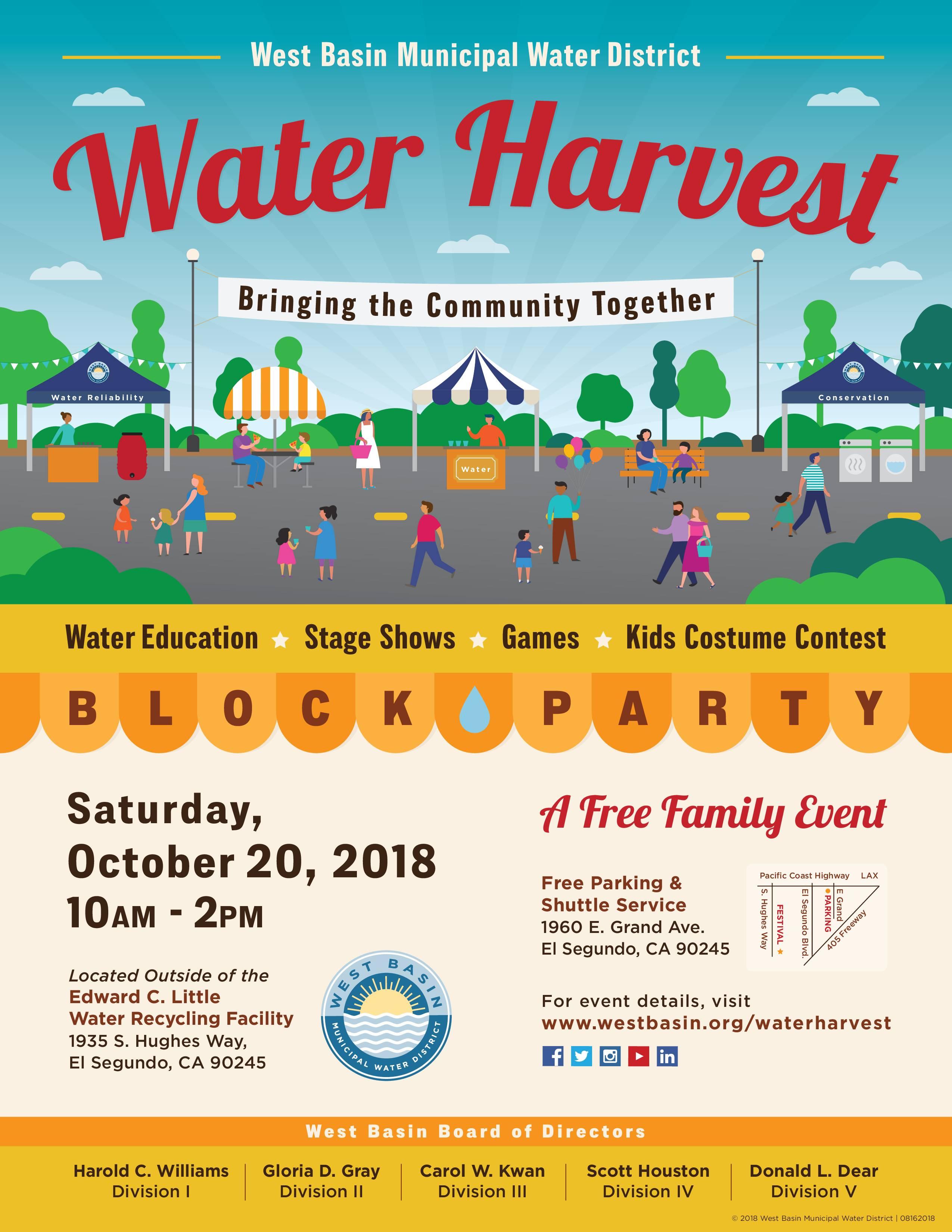 Water Harvest @ Edward C. Little Water Recycling Facility  | El Segundo | California | United States
