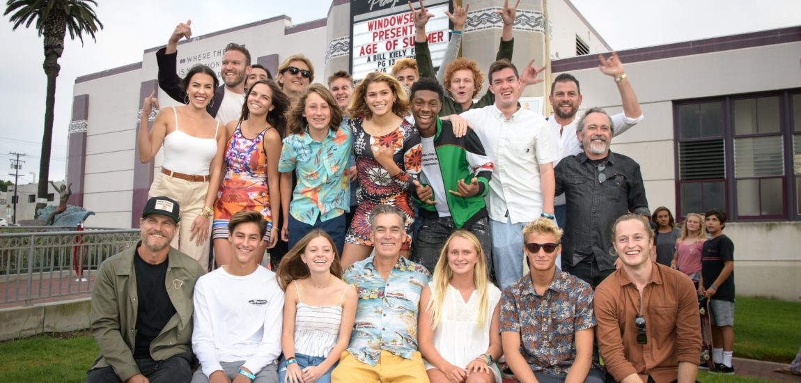Beach film – A night for the ages at 'Age of Summer' premier