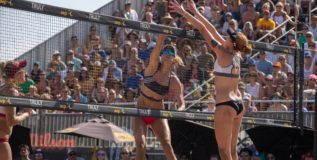 Beach sports – Locals Atop Podiums at MB, HB AVP Opens