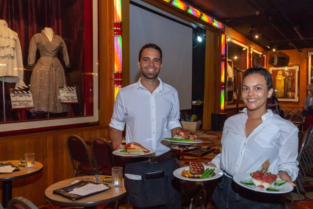 Magic in the kitchen [restaurant review]
