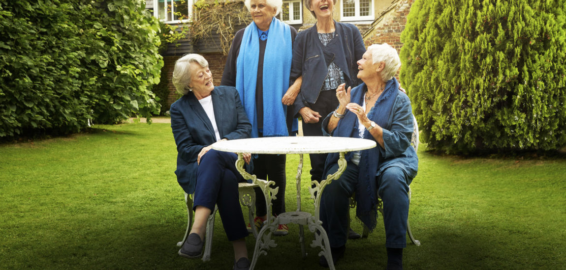 """Tea with the Dames"" – And there's nothing like it. [MOVIE REVIEW]"