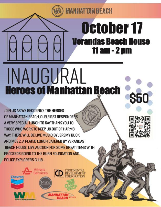 Inaugural Heroes of Manhattan Beach @ Verandas Beach House | Manhattan Beach | California | United States