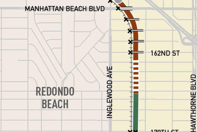 Lawndale urges Green Line go underground