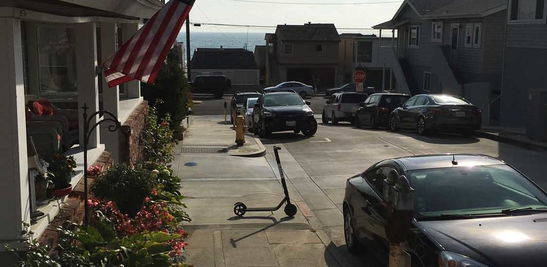 Hermosa the latest city to cage Bird scooters