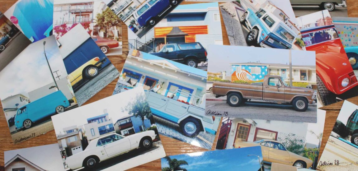 'Street Parking Hermosa' shows town's wheels keep on turning