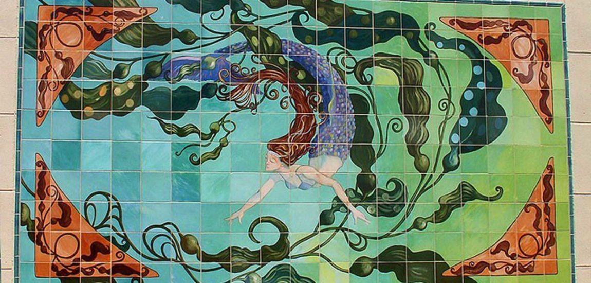Neptunian Woman's Club destroys mural