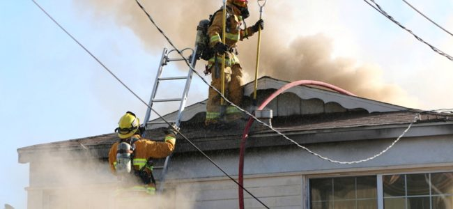 Redondo Beach home damaged in two-alarm fire