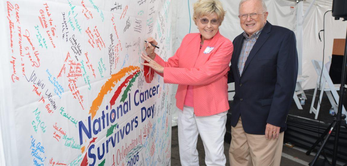 Spotlight on the hill – Hunt Cancer Center groundbreaking