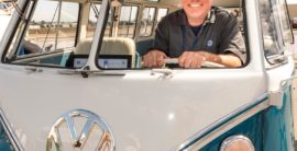 Spotlight on the hill – Palos Verdes 25th Anniversary Concours