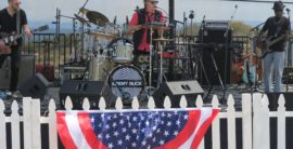 Spotlight on the hill – Music on the Meadows