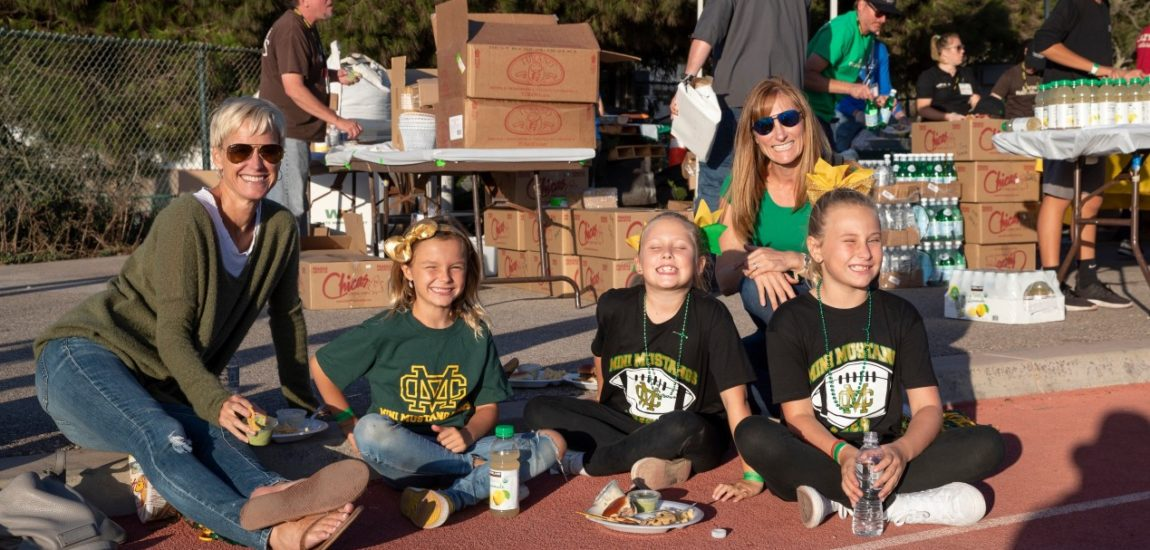 Beach sports – Tailgate party