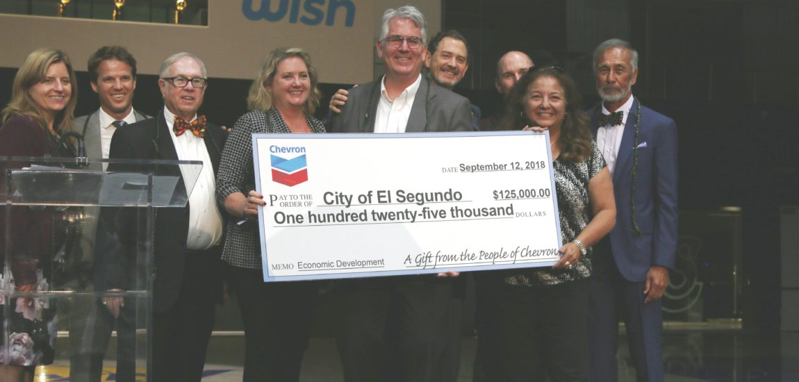 ES business – El Segundo Champions of business