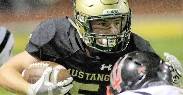 Mira Costa gridders get back on track; Redondo, Palos Verdes to square off