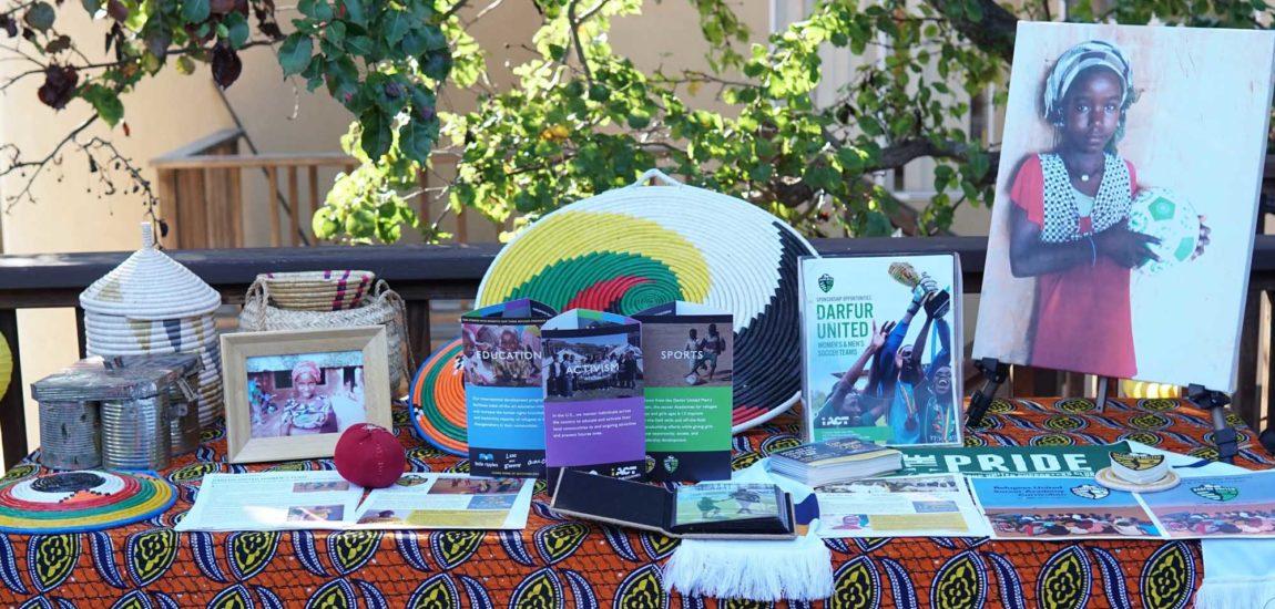 Fundraiser helps Darfur refugees establish women's soccer team