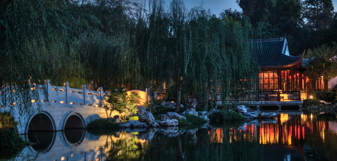 """Nightwalk in the Chinese Garden"" – some enchanted evening at the Huntington"