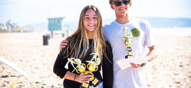 Kick-off Classic, Jimmy Miller kick off fall surf contest season