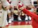 Redondo girls volleyball team impressive in first-round playoff win