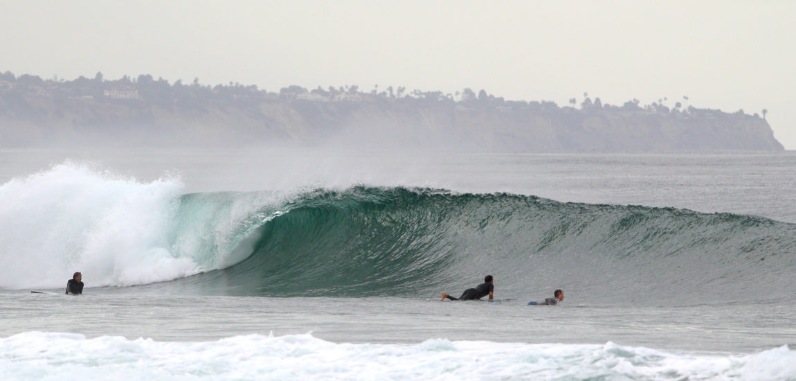 Chasing Waves Episode 2 Surfing in Manhattan Beach (video)