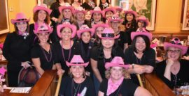 Spotlight on the hill – Women 'Rock Your Pink'