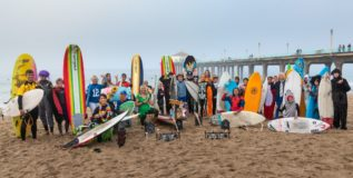 Beach sports – Scare N' Tear helps save lives