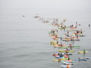South Bay Boardriders host paddleboard races
