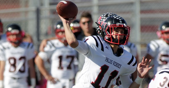 Palos Verdes leads local teams into CIF football championships