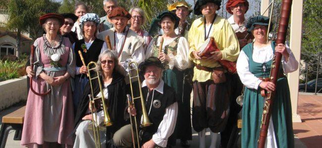 La Mer Consort and Renaissance music