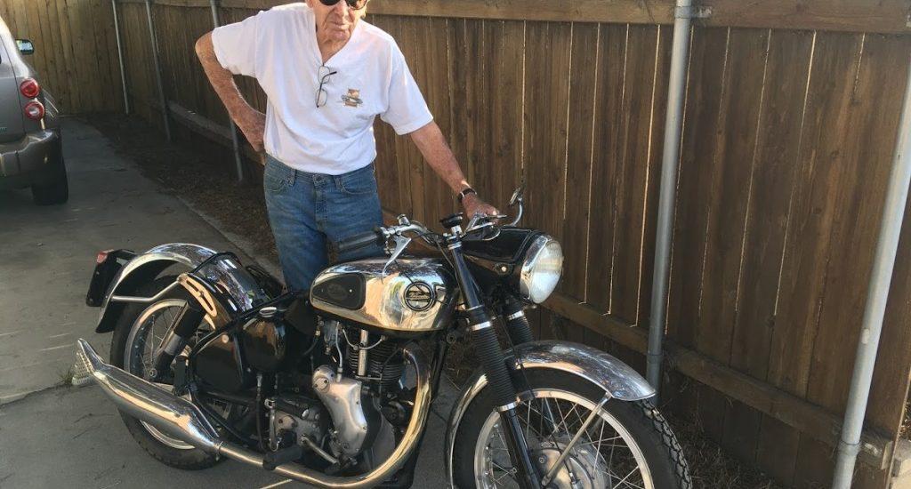 Hemosa Beach's Mick Felder lost in motorcycle crash